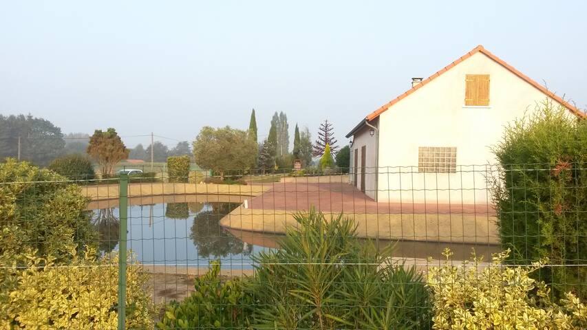 Maison rurale dans les vignes - Le Loroux-Bottereau - Dům