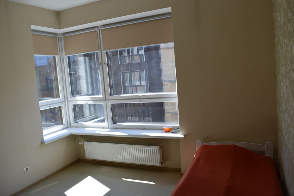 Quiet and safe area with walking distance to hypermarket and public transport
