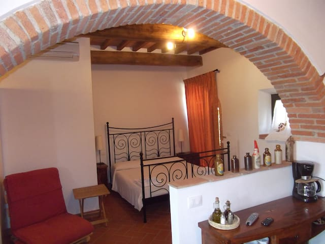 Firenze Chianti-apartament ( Roe)   - Mercatale in Val di Pesa - Lejlighed