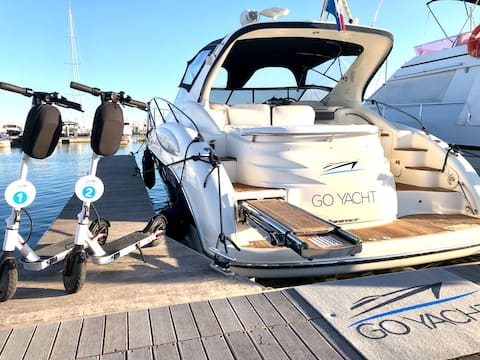 Go Yacht - Boat & Breakfast