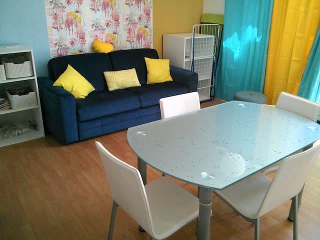 Bel appartement T1 avec piscine - Cabanas de Tavira - อพาร์ทเมนท์