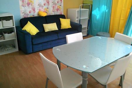 Bel appartement T1 avec piscine - Cabanas de Tavira - Apartemen