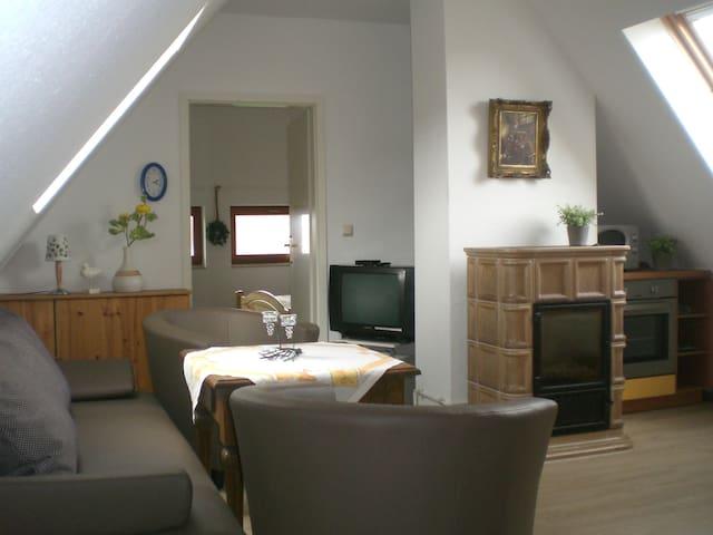 Wohnung für Familien in Altefähr - Altefähr - Byt