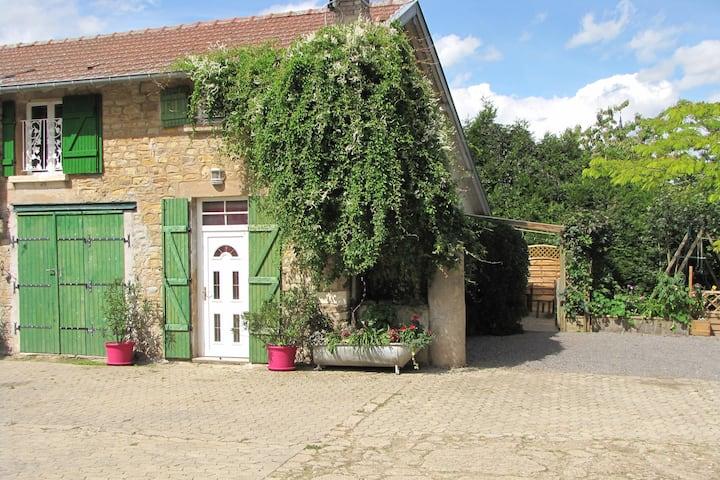 Gîte 3* ,3 chambres 4 lits entre Metz et  Nançy