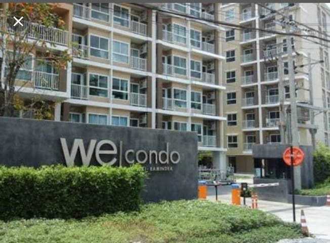 1 BR Condo Tropical style close to night market
