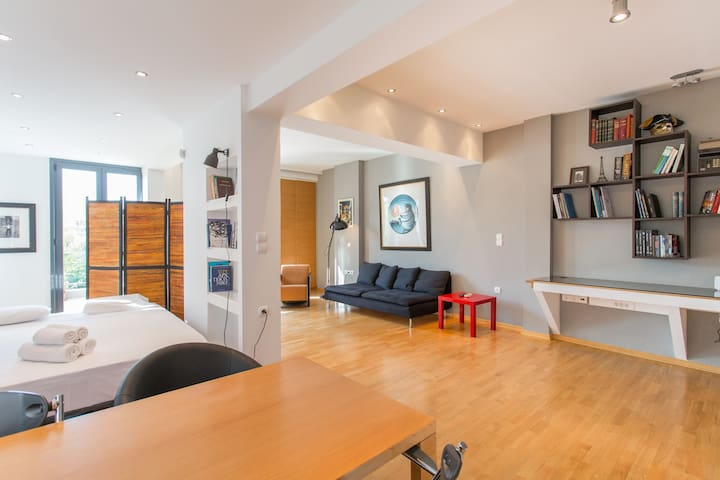 Luxury 2 bdrm Apartment in Athens city center - Athina - 公寓