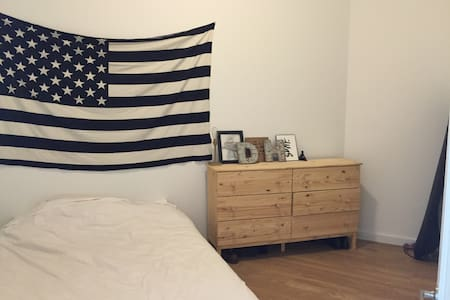 Cozy Apartment 2 min walk from NYC TRAIN - Harrison - Appartement