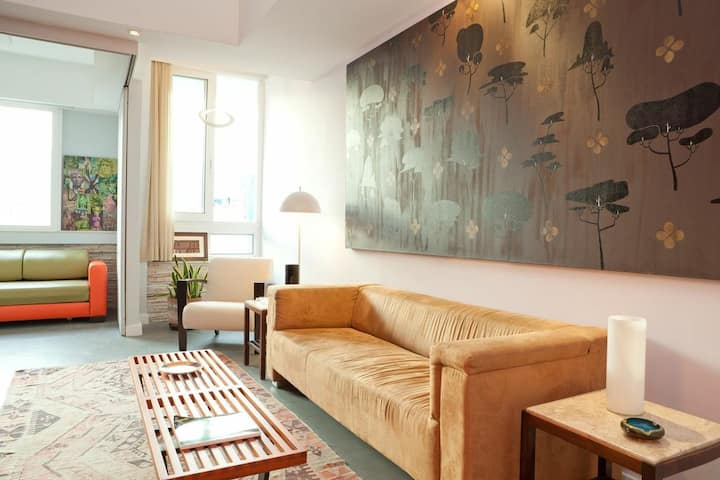 Amazing location apartment in Ipanema for 4 people
