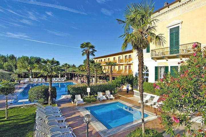 4 star holiday home in Toscolano Maderno