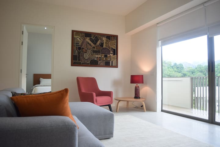 By The Sea - 2 Bedroom Family Suite - Ayer Itam - Lejlighed