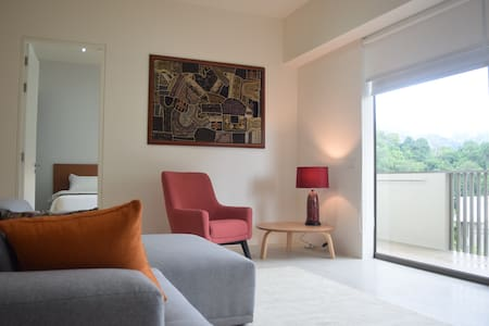 By The Sea - 2 Bedroom Family Suite - Ayer Itam - Wohnung