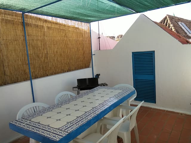 House in the center of Tavira - タビラ - 一軒家