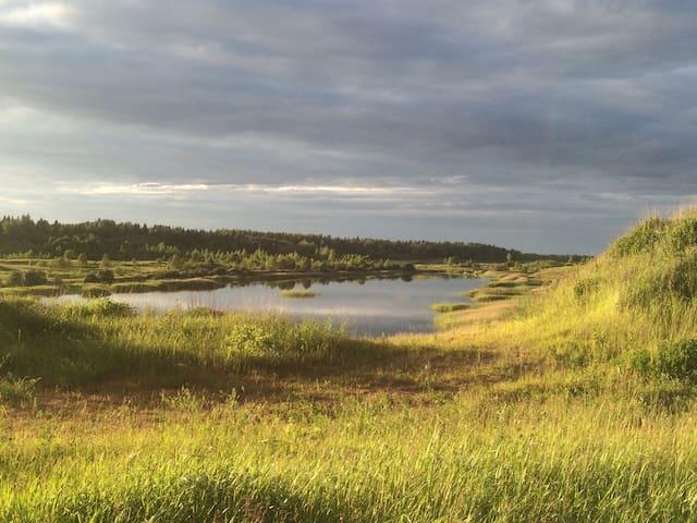 Удобный хостел на природе - Сотское - Overig