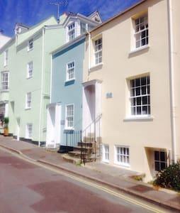 Anne's Little House - Heart of Lyme - Lyme Regis - Reihenhaus