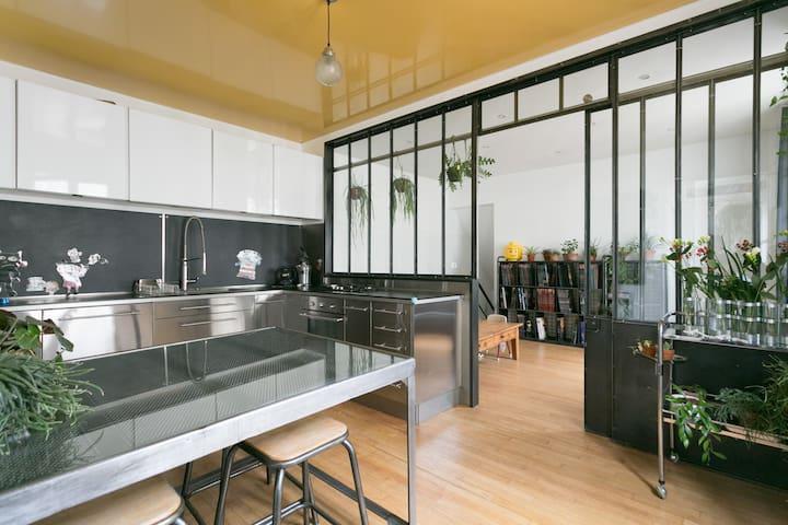 un appartement à Paris - Vincennes - Condominium