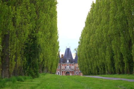Gîte du château de Bonnemare - Radepont