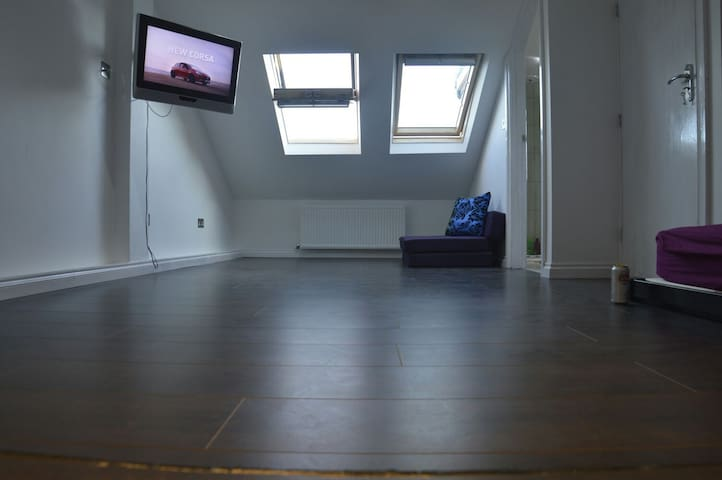 Studio flat with en suite - London - Flat