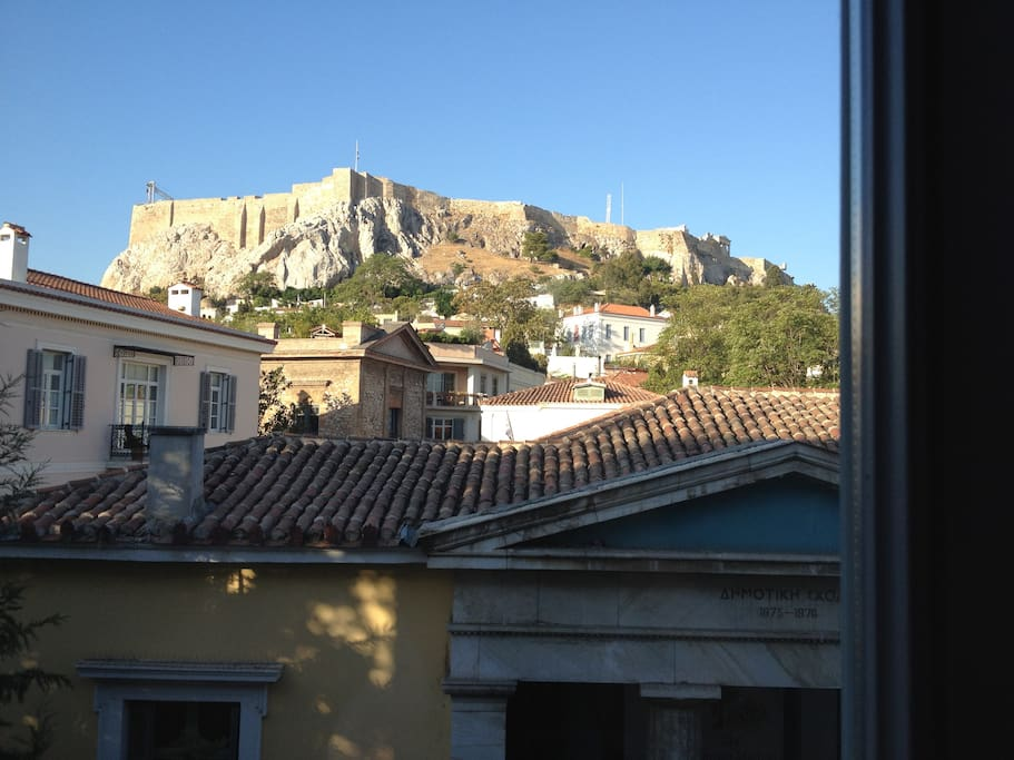 OLD CITY - ACROPOLIS BEST VIEW