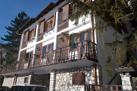 Appartamento di pregio in villa - Roccaraso - Daire