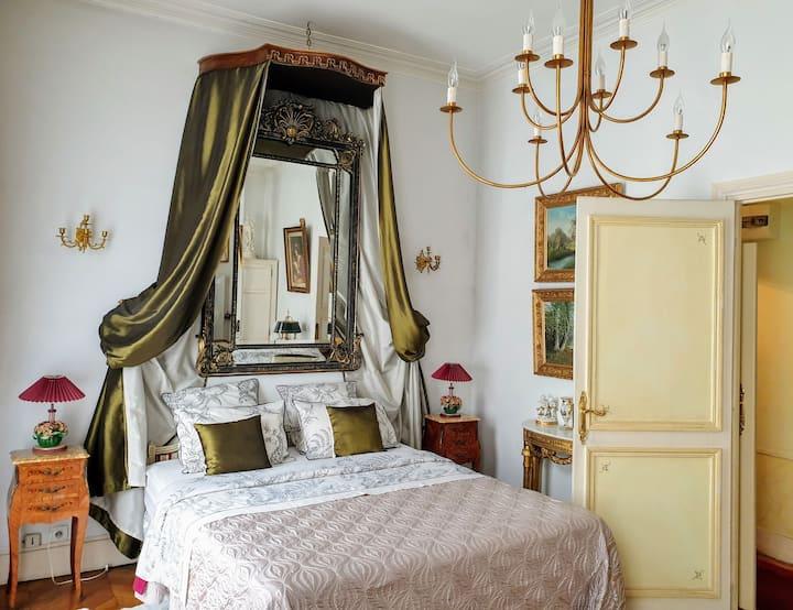 Suite Royal au Royal Hubert