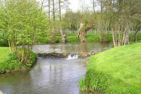 Moulin de Croulard - Saint-Agnan-sur-Sarthe