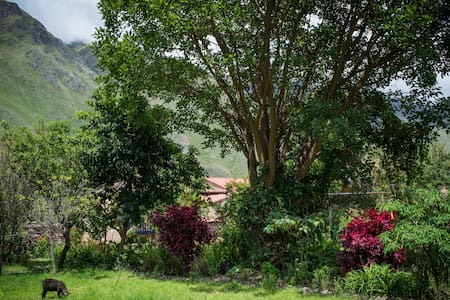 Secret Garden House, Town Center - Ollantaytambo