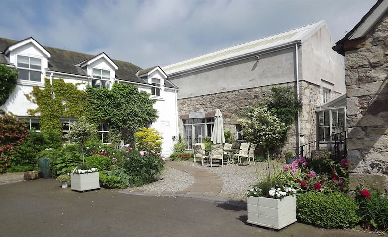 Courtyard Appartment at Knockraich - Fintry - Apartamento