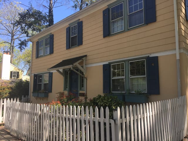 Charming house in Princeton. 5min walk to campus. - Princeton - House