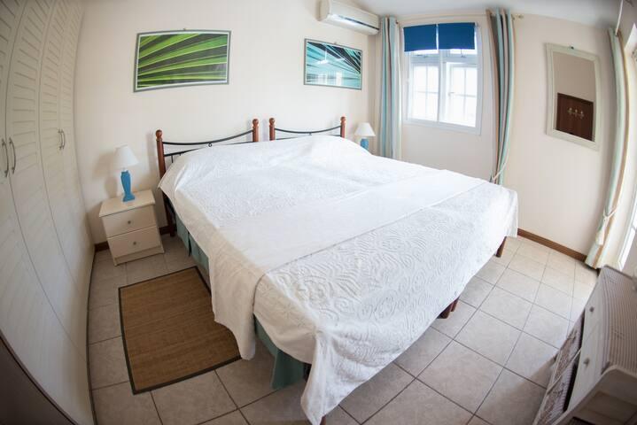 Sun-tan ocean view villa 2 - Quatre Cocos - Vila
