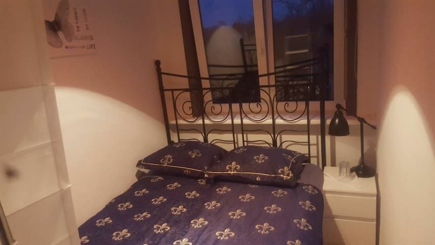 Lovely Small Room with double bed for max 2 guests
