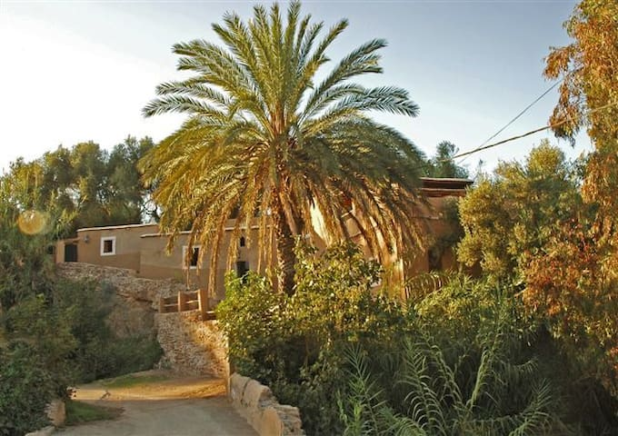 Oasis de fraîcheur proche Marrakech - Lalla Takerkoust - Rumah
