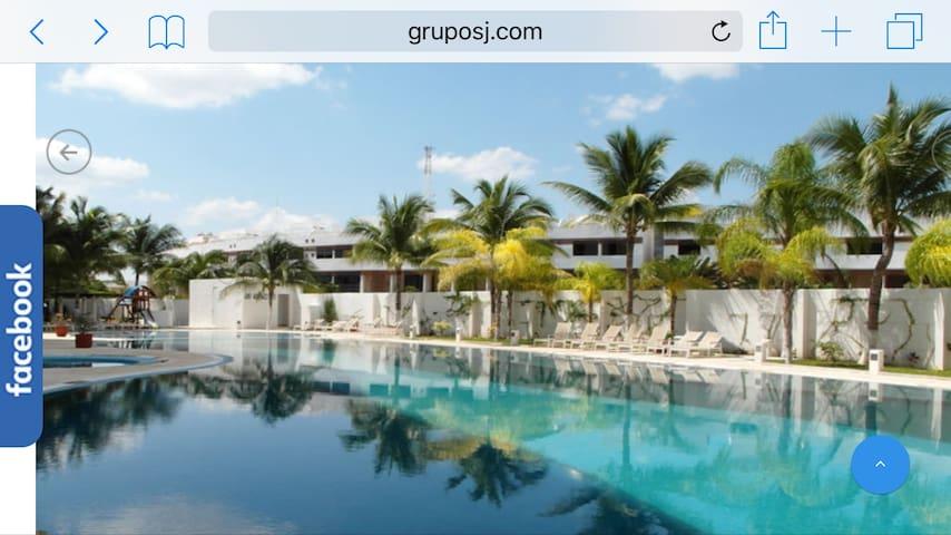 Habitalia Paraíso vacaciones en Cancun.