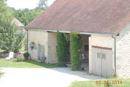 Gîte des Merlies - Ginouillac - Casa