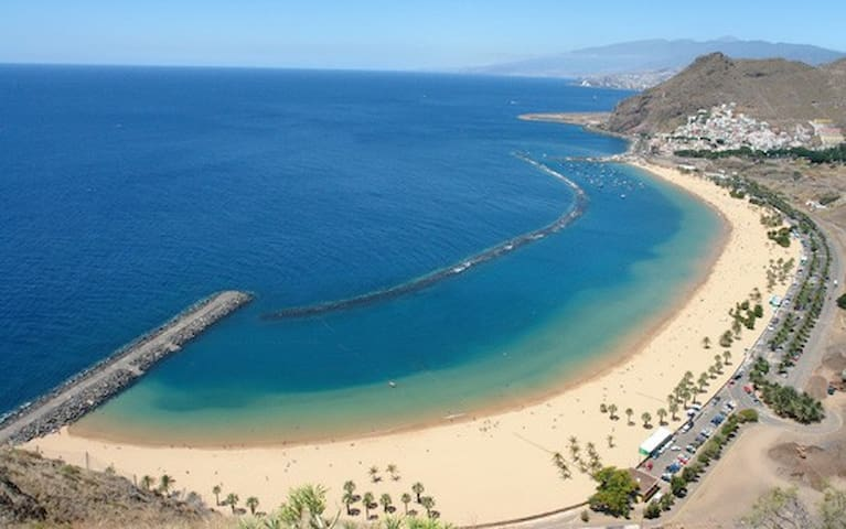 Apartment for 5-6 pers  Santa Cruz - Santa Creu de Tenerife - Pis