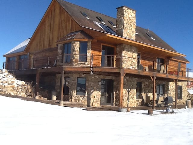 New home near Telluride - Norwood - Casa