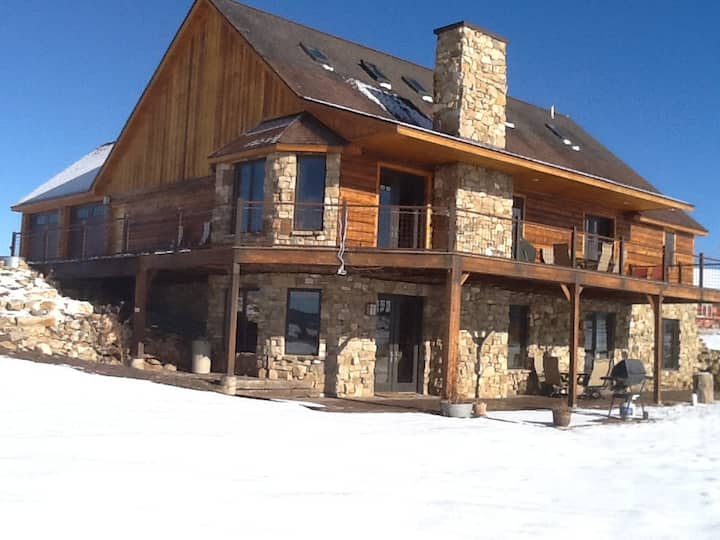 New home near Telluride