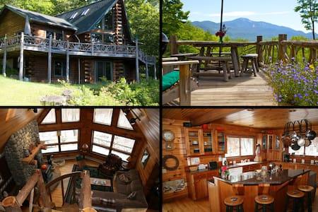 Giant's View Lodge - Adirondacks - Keene Valley - 独立屋