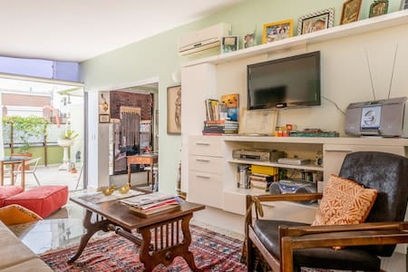 Charming single room by the Mall - Florianopolis - Lägenhet