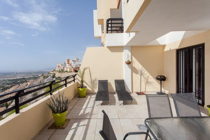 Appartement Golf Bonalba Alicante Campello - Mutxamel - Daire