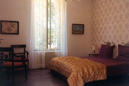 Grote kamer 3 bedden: 2x90x200+130 - Marigny-sur-Yonne, Bourgogne - Appartement