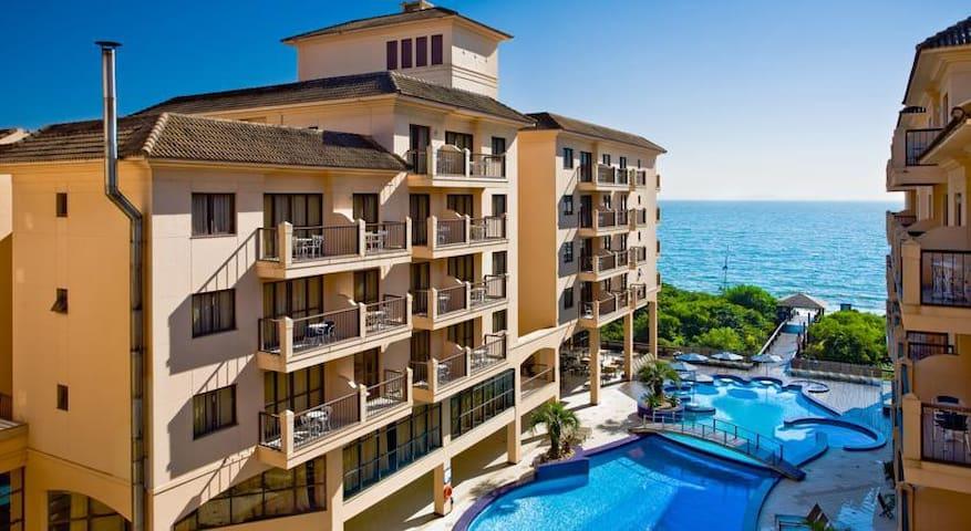 Suite Luxo Lateral vista para praia - Florianópolis - Appartamento