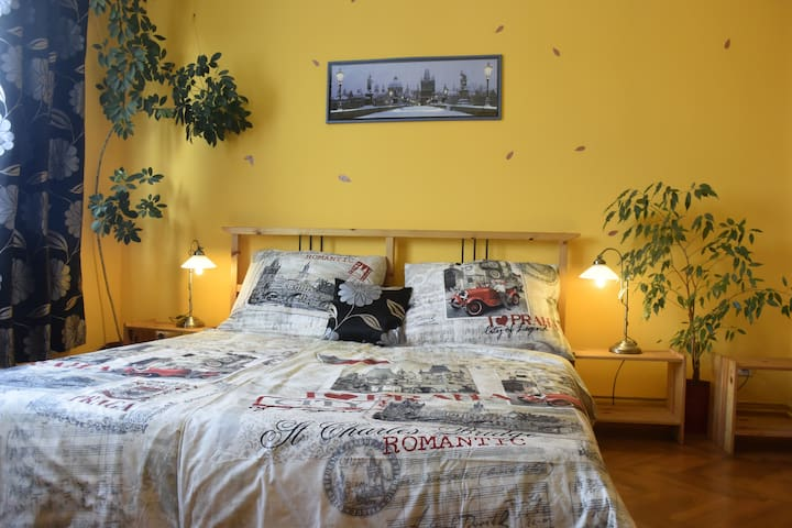 Apartment LUDMILA OLD TOWN