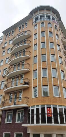 2-комнатная квартира в шаге от парка г. Ессентуки