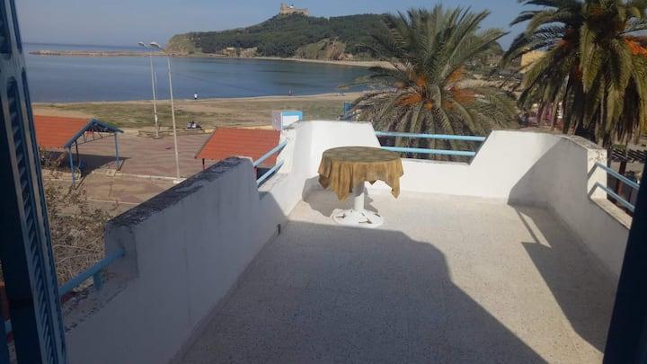 Maison au bord de la mer - Tabarka