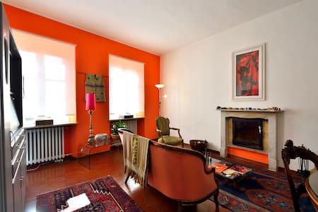 Casa Biglino, grande casa padronale - Rosignano Monferrato - Дом