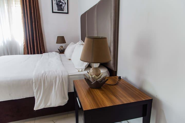 Beautifully Furnished 3 Bedroom Apartment — Ikoyi