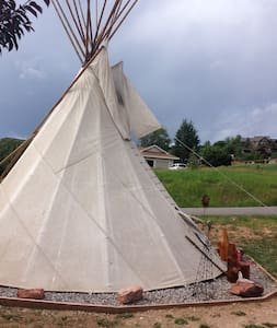 It's Tepee Time!