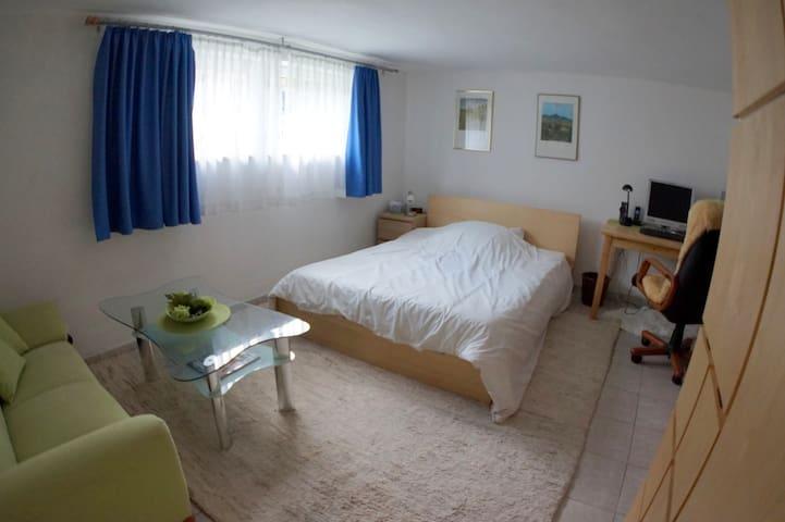 Schmidts Haus in Erlensee - Erlensee - Apartament