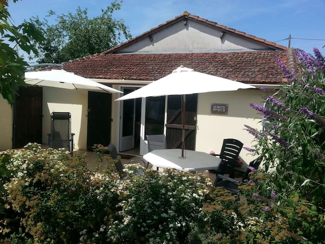 Le Noyer - Holiday Cottage - Vergt - Dom