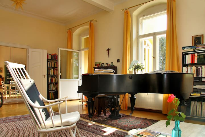 Here you can really enjoy Dresden! - Dresden - Bed & Breakfast